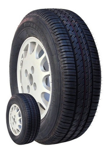 Combo 2u Neumático 185/60 R14 82t F-700 Firestone Envio 0$