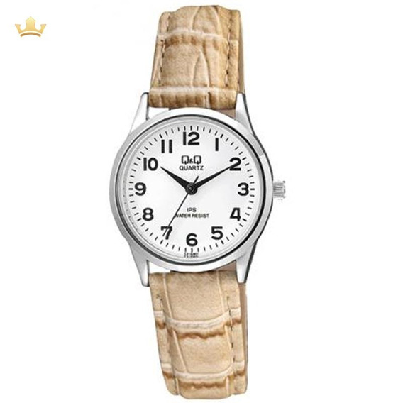 Relógio Q&q By Citizen Feminino C215j801y Com Nf