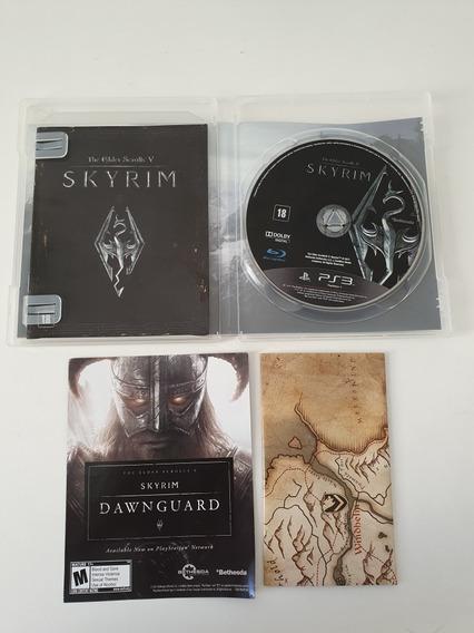 The Elder Scrolls V Skyrim - Midia Fisica - Excelente Estado