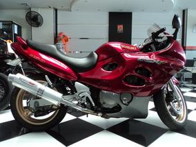 Suzuki Gsx750 F 1999 Vermelha