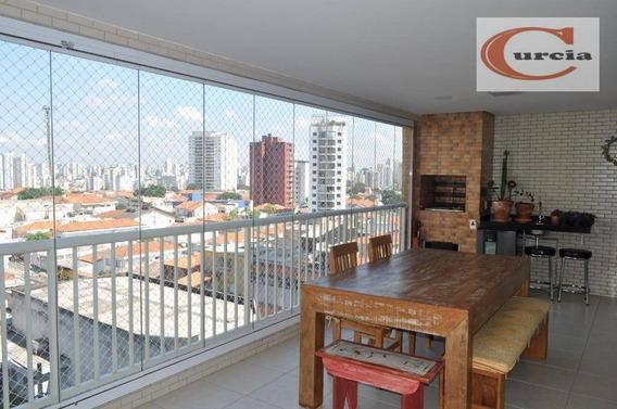 Apartamento Residencial À Venda, Vila Gumercindo, São Paulo. - Ap4922