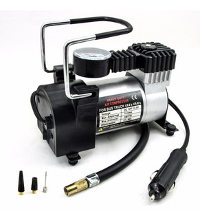 Compresor De Aire Uso Pesado Camioneta Van Auto 35lts X Min