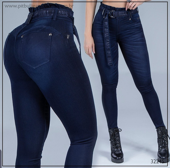 Cigarrete Pitbull Jeans Ref 32245