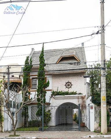 Imagem 1 de 19 de Sobrado À Venda, 230 M² Por R$ 2.100.000,00 - Moema - São Paulo/sp - So0014