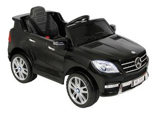 Auto A Bateria 12v Mercedes Benz Ml350 Negro