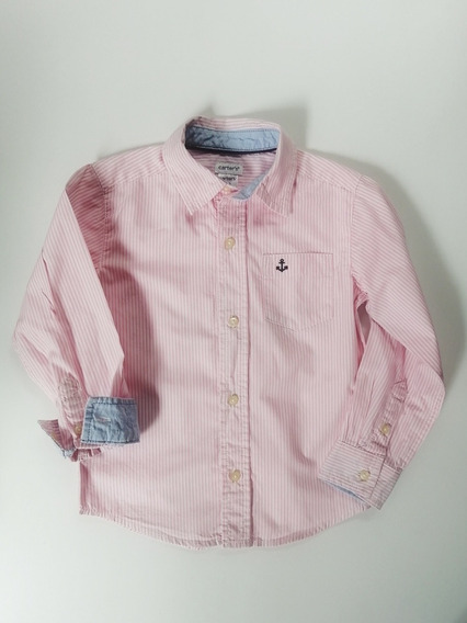 Camisa Para Niño 4 Años Carters 0328