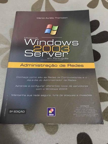 Livro - Windows Server 2003 - Português
