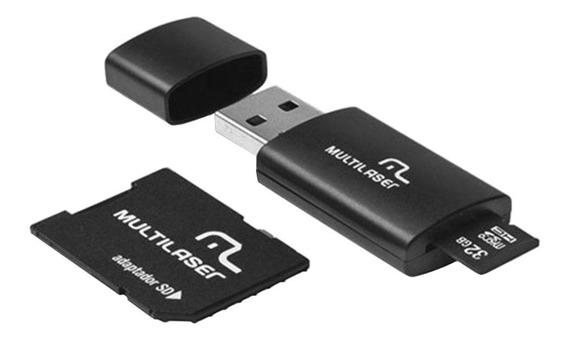 Cartão de memória Multilaser MC113 32GB