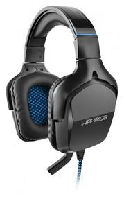 Fone De Ouvido Headset Gamer Warrior - Ph158 (frete Gratis)