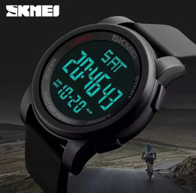 Relógio A Prova D´água Masculino Digital Esportivo Skmei