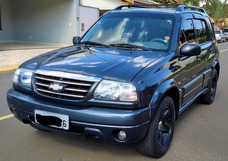 Chevrolet Tracker 2.0 4x4 2009 - Gps, Tv, Camera De Re, ...