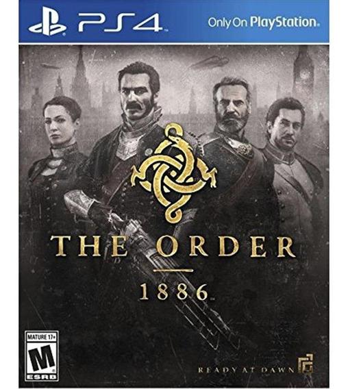 The Order: 1886 Ps4 Mídia Física