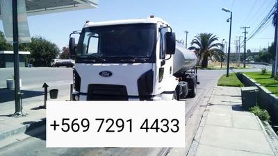 Arriendo Camion Aljibe Agua Potable A Domicilio