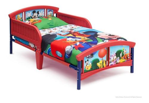 Delta Mickey Mouse Plastic Cama Infantil Transición Niños