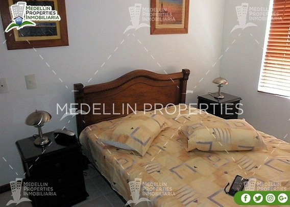 Económico Alojamiento Amoblado En Medellín Cód: 4218*