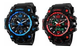 Reloj Táctico Militar Outdoor Skmei 1155 Crono Waterproof