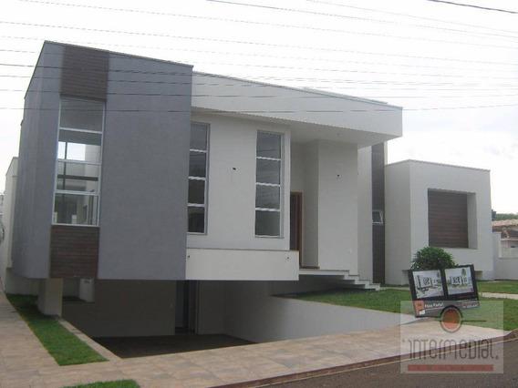 Casa Residencial À Venda, Flora Ville, Boituva. - Ca1698