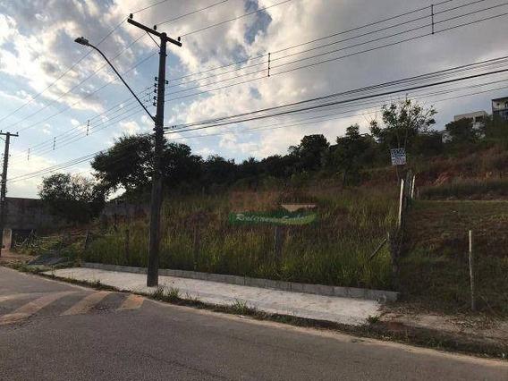 Terreno À Venda, 4730 M² Por R$ 190.000 - Residencial Estoril - Taubaté/sp - Te1512