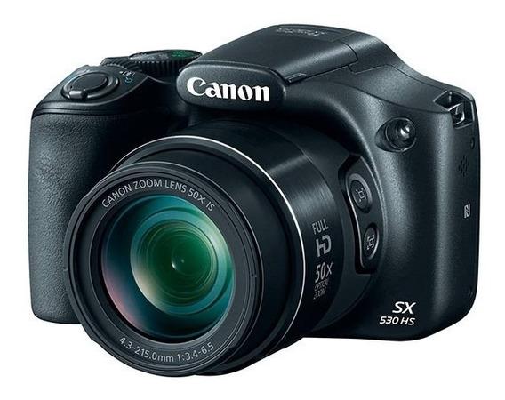 Camara Fotografica Canon Sx530 Hs Powershot Digital Wifi