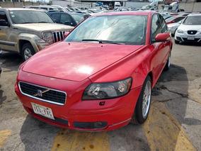 Volvo S40 2005 Piel $20,000 Inicial Credito Hasta 36 Meses