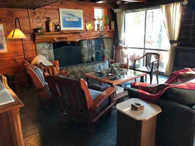 Casa En El Bosque Junto Al Lago Gutierrez
