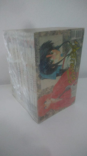 Mangá Samurai X Editora Jbc - 1 Ao 20