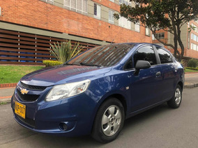 Chevrolet Sail Ls Con Aire