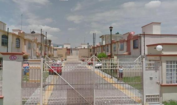 Lz Oportunidad De Inversion! Remate Hipotecario Casa En Ecatepec