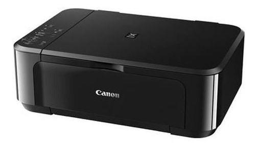 Impressora Canon Mg3610, Usada E Sem Cartuchos