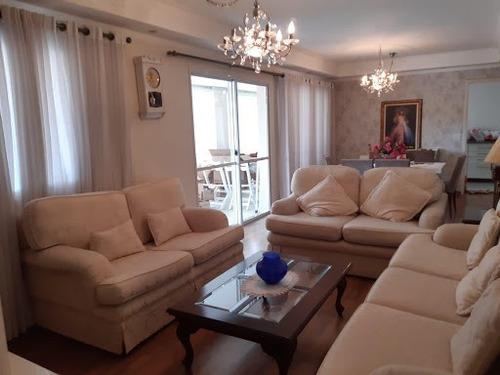 Apartamento Com 3 Dormitórios À Venda, 134 M² Por R$ 840.000,00 - Vila Augusta - Guarulhos/sp - Ap0253