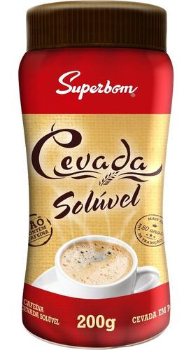 Cevada Solúvel 200g - Superbom