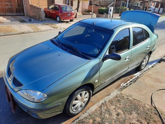 Renault Megane 2007 1.6 Tric Pack