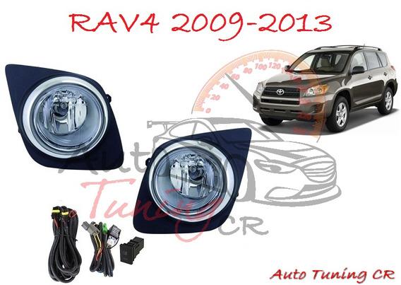 Halogenos Toyota Rav4 2009-2013
