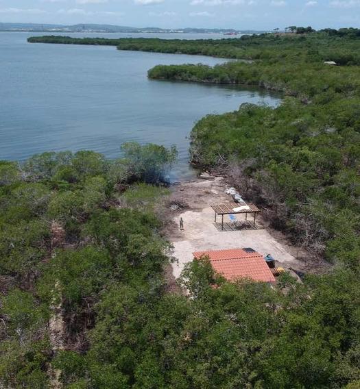 Espectacular Lote En Tierra Bomba, Cartagena, Directo Al Mar