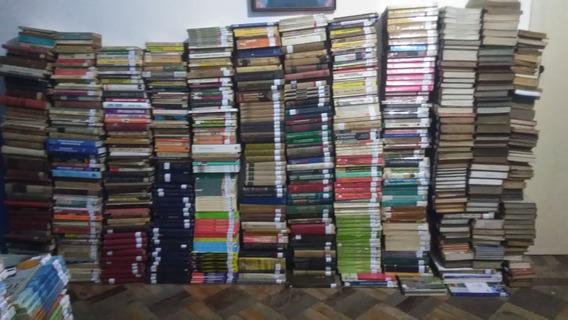 Lote Com 2500 Livros Descarte Da Usp E Fapesp
