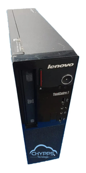 Cpu Pc Lenovo Thinkcentre 71 - I3 2120 - Ram 4 Gb - Hd 320