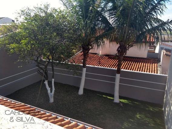 Casa Com 3 Dormitórios À Venda, 168 M² Por R$ 460.000 - Residencial Furlan - Santa Bárbara D