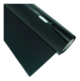 Pelicula Solar Insufilm G5% G20% G35% 1m X 15mt Preto P523