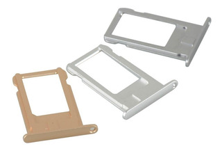Bandeja Porta Chip iPhone 6 6 Plus 6s 6s Plus Sim Card Tray