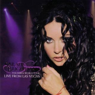 Sarah Brightman The Harem World Tour Live From Las Vegas Cd