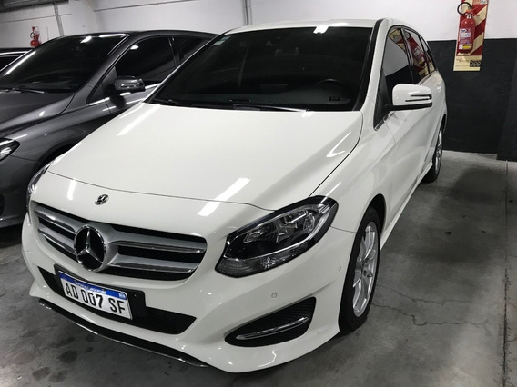 Mercedes Benz B 200 City B200 2018 - Conc Oficial!!!