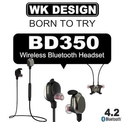 Fone De Ouvido Bluetooth 4.2 Wk Bd350 Remax