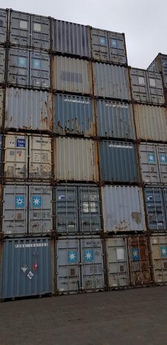 Container Maritimo 10,20,40 Dry, Hc,rf Habitavel E Projetos