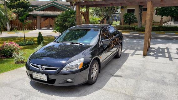 Honda Accord 3.0 V6 Ex 4p 2007