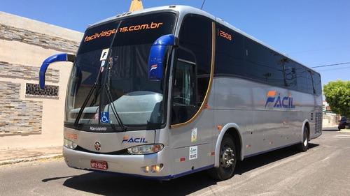 Imagem 1 de 10 de Ônibus Marcopolo Paradiso Com Ar Condicionado Extra