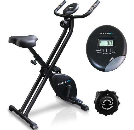Bicicleta Ergométrica Dobravel Podiumfit Xb100 Magnetica