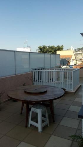 Sobrado Com 3 Dormitórios À Venda, 161 M² Por R$ 730.000 - Alto Da Mooca - São Paulo/sp - So6775