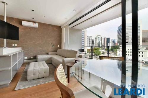 Imagem 1 de 11 de Apartamento - Vila Olímpia  - Sp - 528435