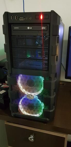 I5 8400 Gtx 1060 Com Cadeira Gamer