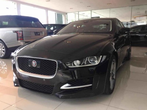 Jaguar Xe 2.0 R-sport At 2016